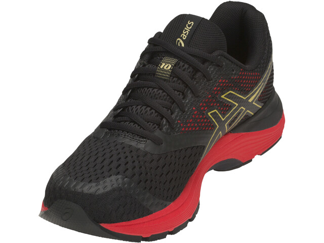 asics Gel-Pulse 10 Shoes Men Black/Rich Gold